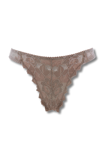 ARUM Taupe string sans Complexe